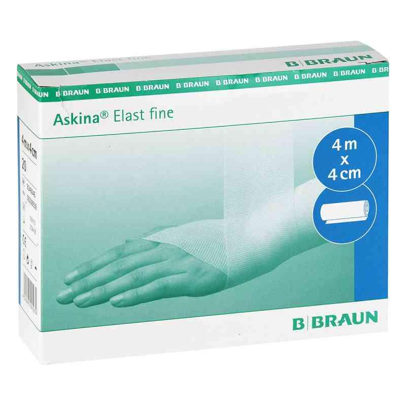 Askina Elast Fine Binde 4mx4cm lose  bei apo-discounter.de bestellen