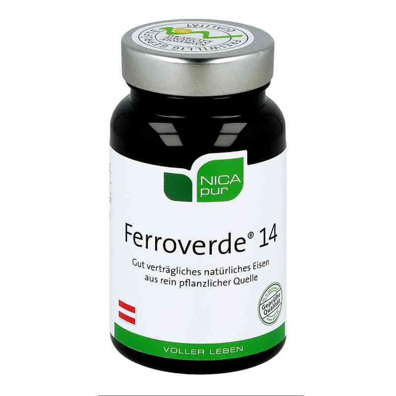 Ferroverde 14-60 Kapseln  bei apo-discounter.de bestellen