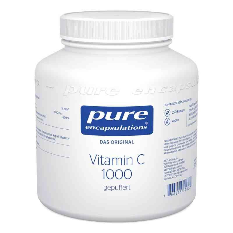 Pure Encapsulations Vitamin C1000 gepuff.Kps.  bei apo-discounter.de bestellen