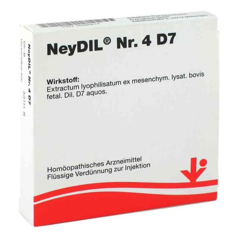 Neydil Nummer 4 D7 Ampullen  bei apo-discounter.de bestellen