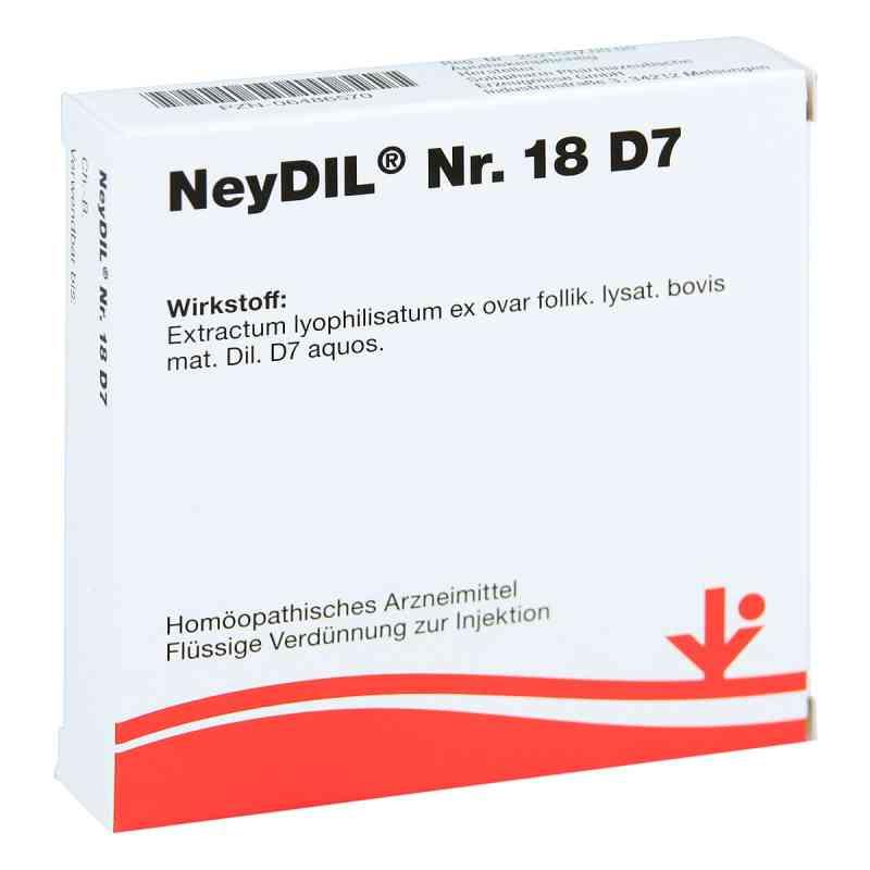 Neydil Nummer 1 8 D7 Ampullen  bei apo-discounter.de bestellen