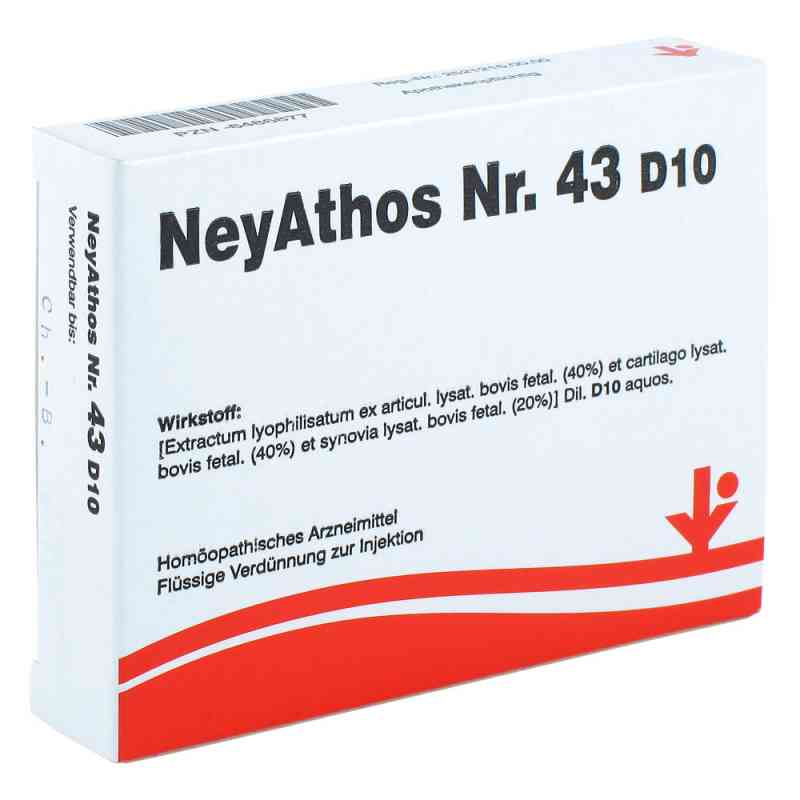 Neyathos Nummer 4 3 D10 Ampullen  bei apo-discounter.de bestellen