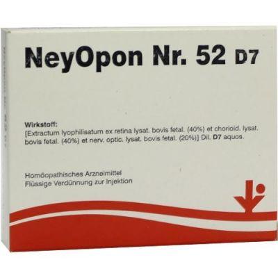 Neyopon Nummer 5 2 D7 Ampullen  bei apo-discounter.de bestellen