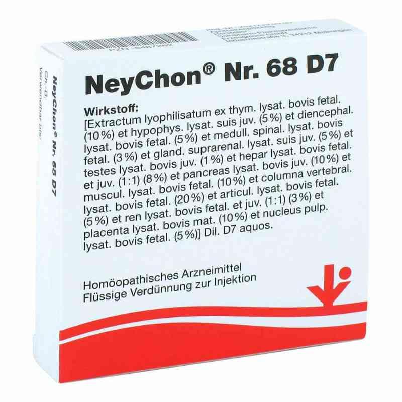 Neychon Nummer 6 8 D7 Ampullen  bei apo-discounter.de bestellen
