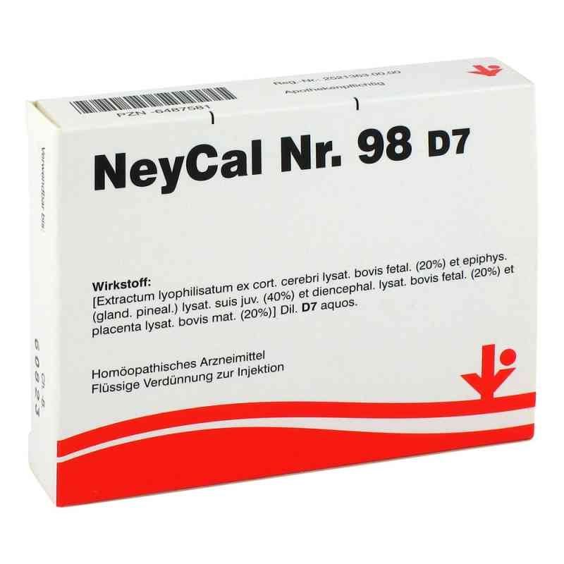 Neycal Nummer 9 8 D7 Ampullen  bei apo-discounter.de bestellen