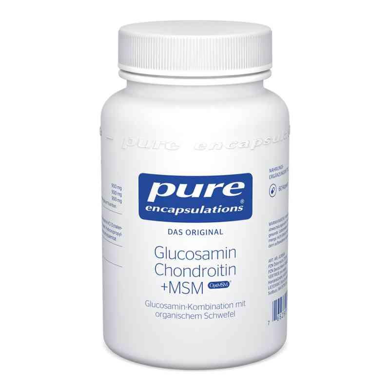 Pure Encapsulations Glucosamin+chondr.+msm Kapseln  bei apo-discounter.de bestellen