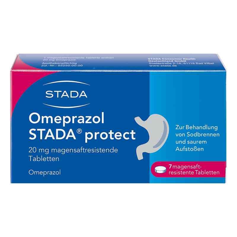 Omeprazol STADA protect 20mg  bei apo-discounter.de bestellen