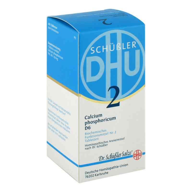 Biochemie Dhu 2 Calcium phosphorus D6 Tabletten  bei apo-discounter.de bestellen