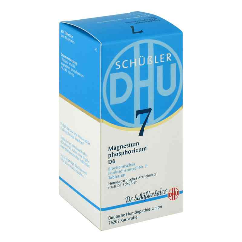 Biochemie Dhu 7 Magnesium phosphoricum D6 Tabletten  bei apo-discounter.de bestellen