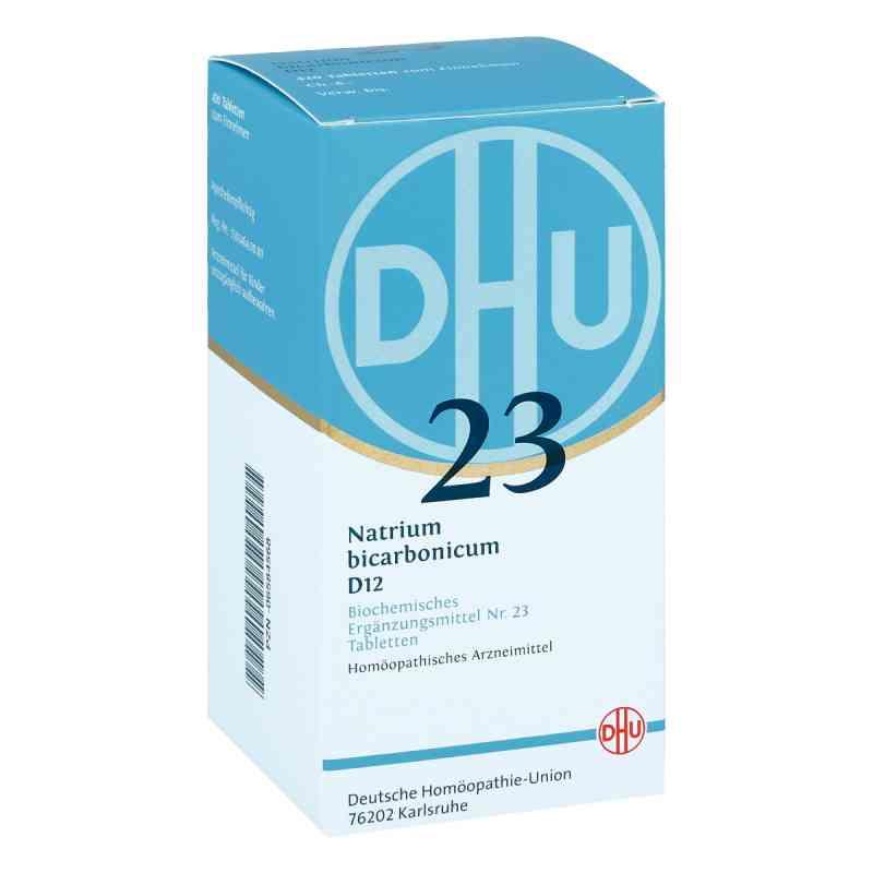 Biochemie Dhu 23 Natrium bicarbonicum D 12 Tabletten   bei apo-discounter.de bestellen