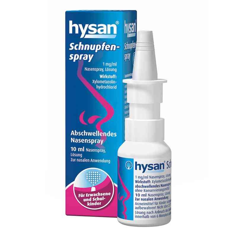 HYSAN Schnupfenspray 1mg/ml Lösung  bei apo-discounter.de bestellen
