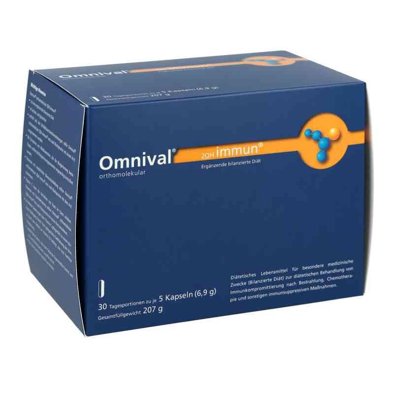 Omnival orthomolekul.2OH immun 30 Tp Kapseln  bei apo-discounter.de bestellen