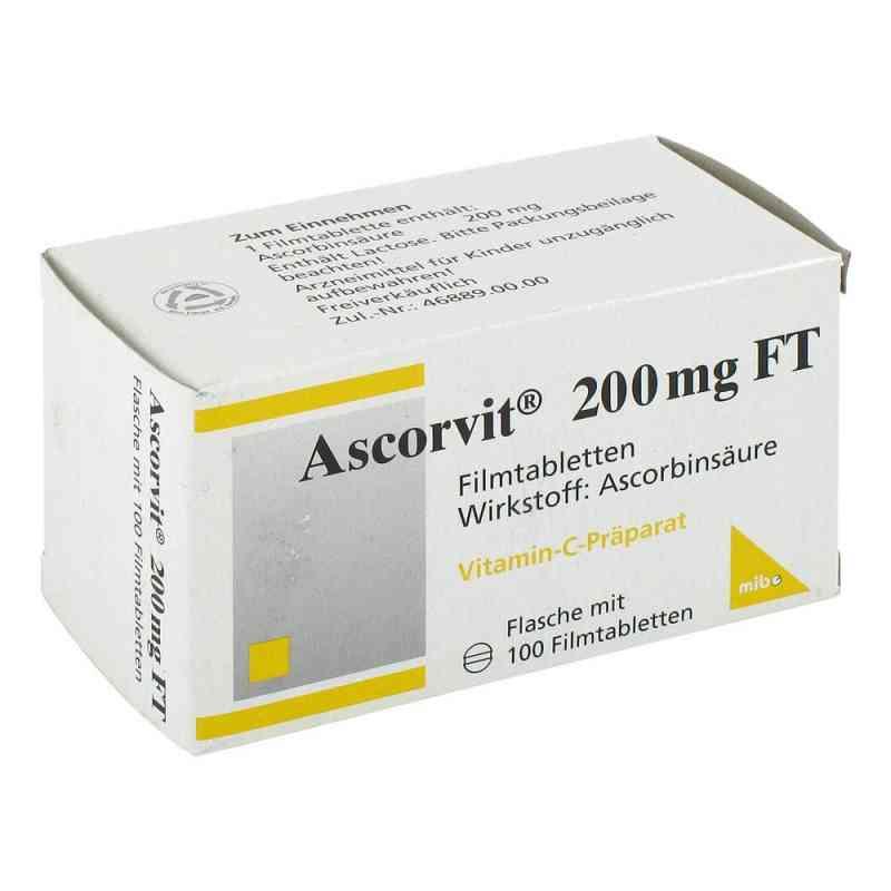Ascorvit 200 mg Ft Filmtabletten  bei apo-discounter.de bestellen