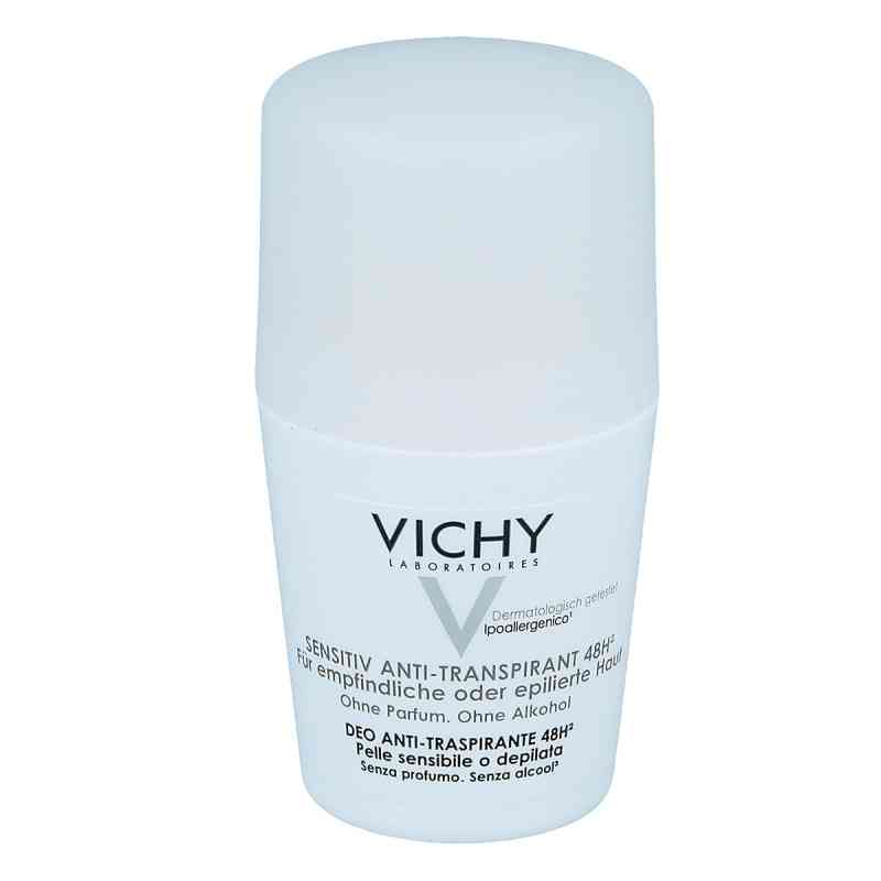 Vichy Deo Roll on Sensitiv Anti Transpirant 48h  bei apo-discounter.de bestellen