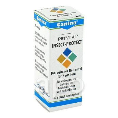 Petvital Insect Protect veterinär  Globuli  bei apo-discounter.de bestellen