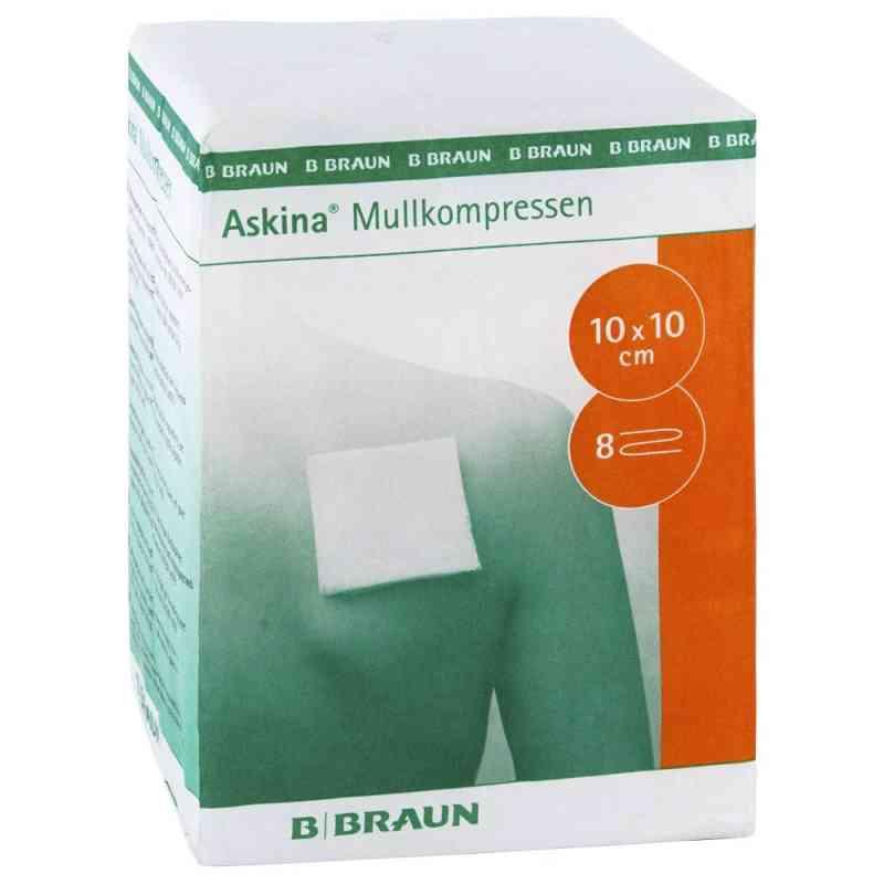 Askina Mullkompressen 10x10 cm unsteril  bei apo-discounter.de bestellen