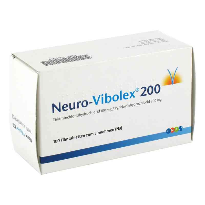 Neuro Vibolex 200 Filmtabletten  bei apo-discounter.de bestellen