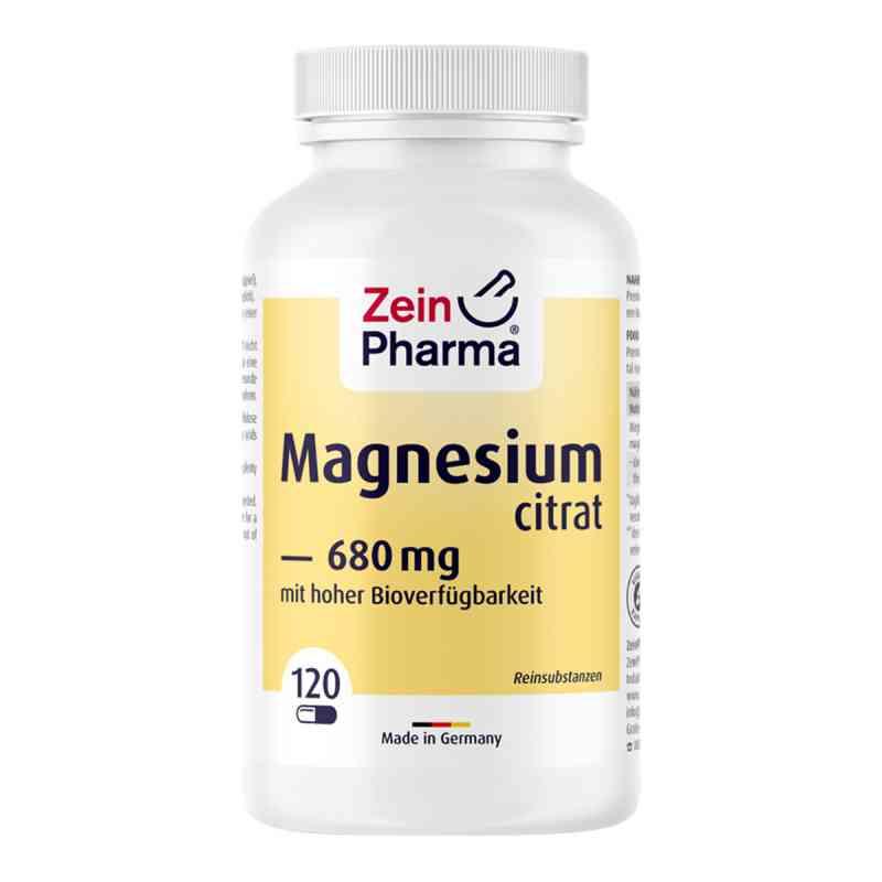 Magnesium Citrat Kapseln  bei apo-discounter.de bestellen