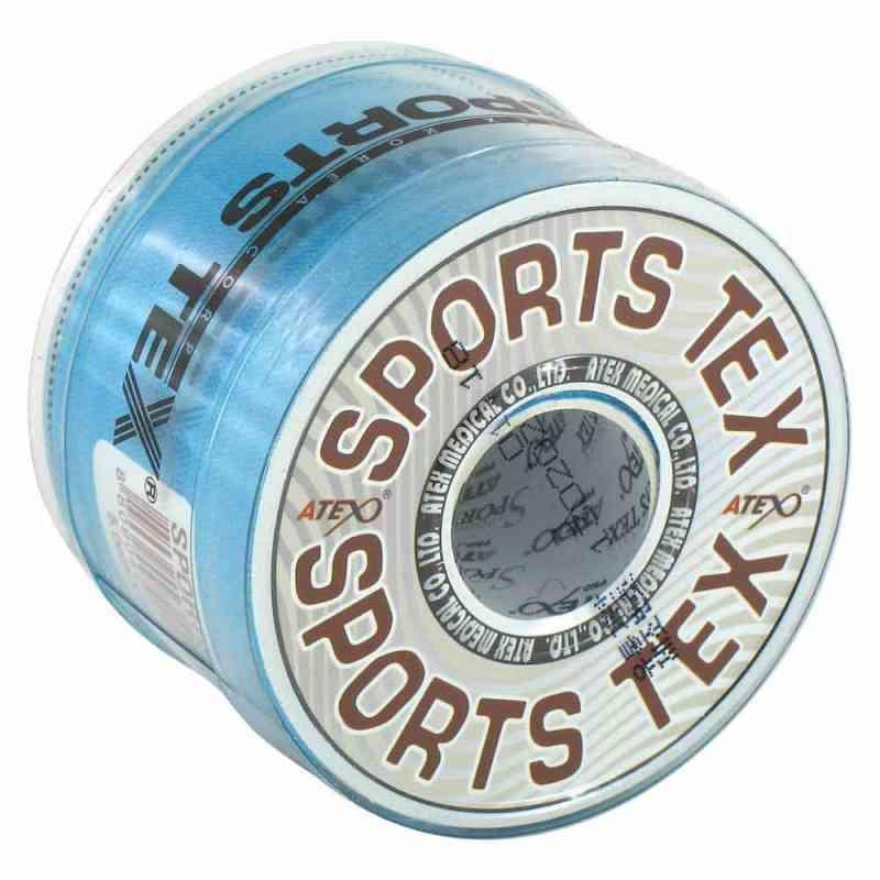 Kinesio Sports Tex Tape 5cmx5m blau  bei apo-discounter.de bestellen