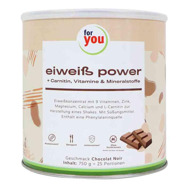 For You Eiweiss Power Schoko  bei apo-discounter.de bestellen
