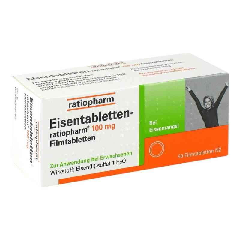 Eisentabletten-ratiopharm 100mg  bei apo-discounter.de bestellen