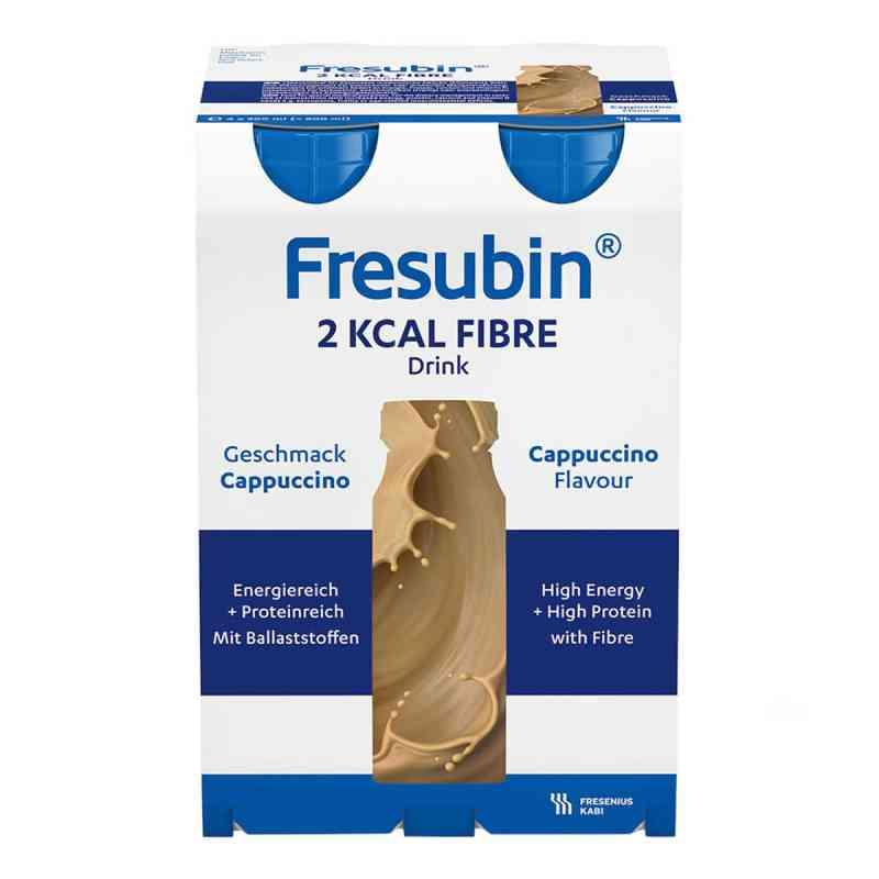 Fresubin 2 kcal fibre Drink Cappuccino Trinkflasche  bei apo-discounter.de bestellen