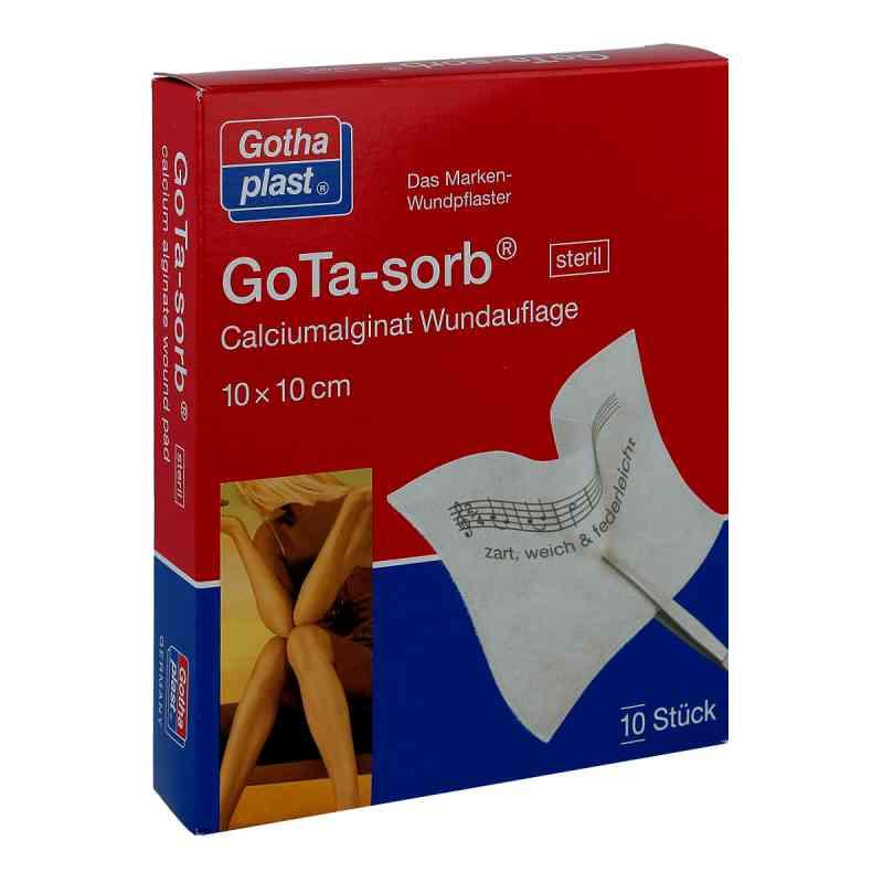 Gota Sorb steril 10x10cm  bei apo-discounter.de bestellen