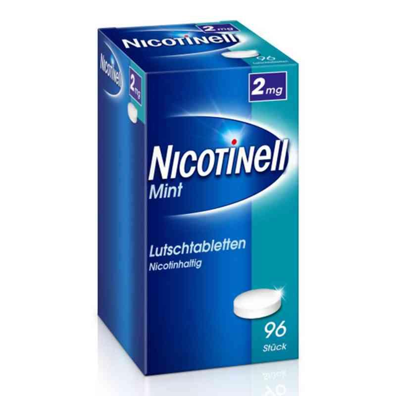Nicotinell Lutschtabletten 2 mg Mint  bei apo-discounter.de bestellen