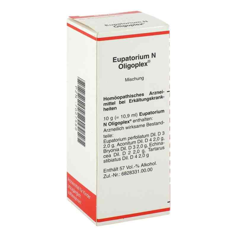 Eupatorium N Oligoplex Liquidum  bei apo-discounter.de bestellen