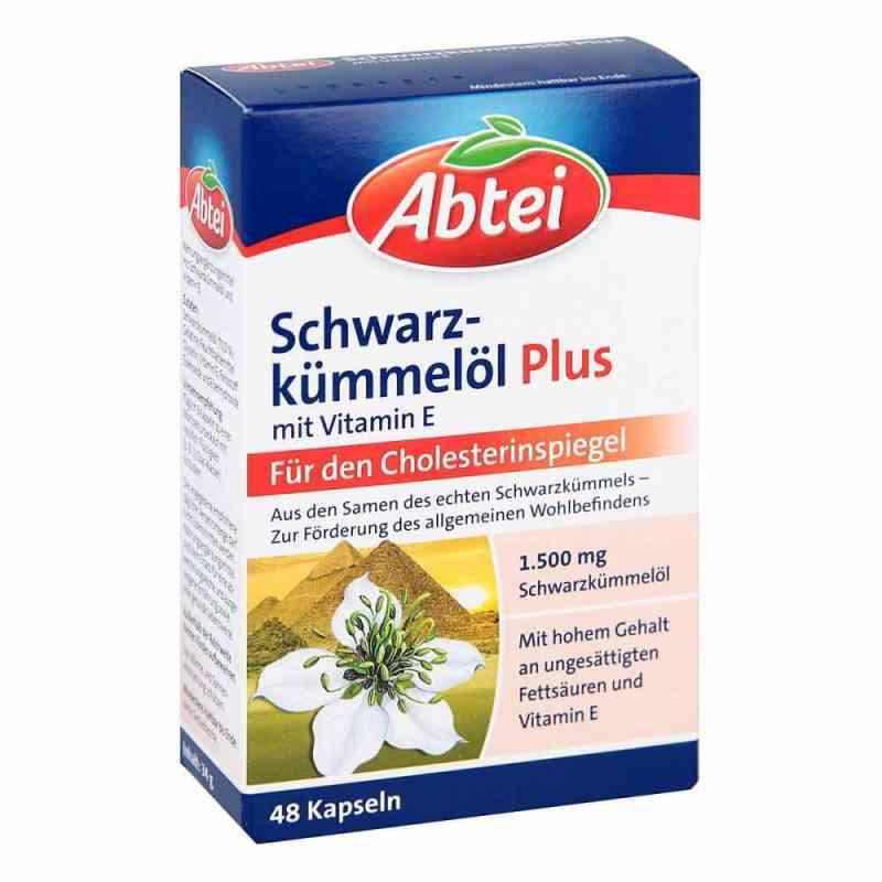 Abtei Schwarzkümmelöl Plus Kapseln  bei apo-discounter.de bestellen