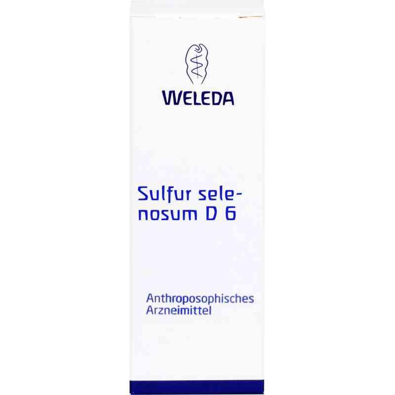 Sulfur Selenosum D6 Trituration  bei apo-discounter.de bestellen