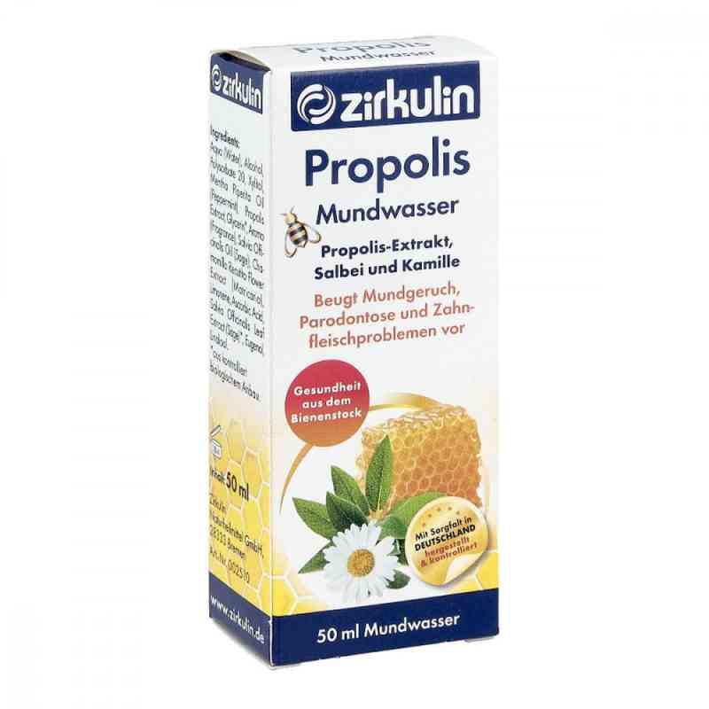 Zirkulin Propolis Mundwasser  bei apo-discounter.de bestellen