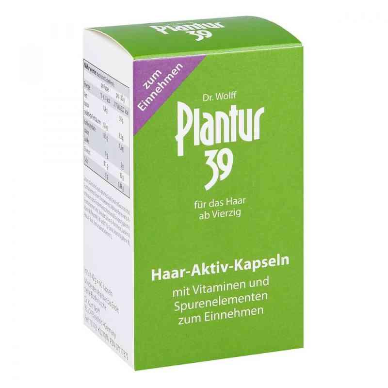 Plantur 39 Haar Aktiv Kapseln bei apo-discounter.de bestellen