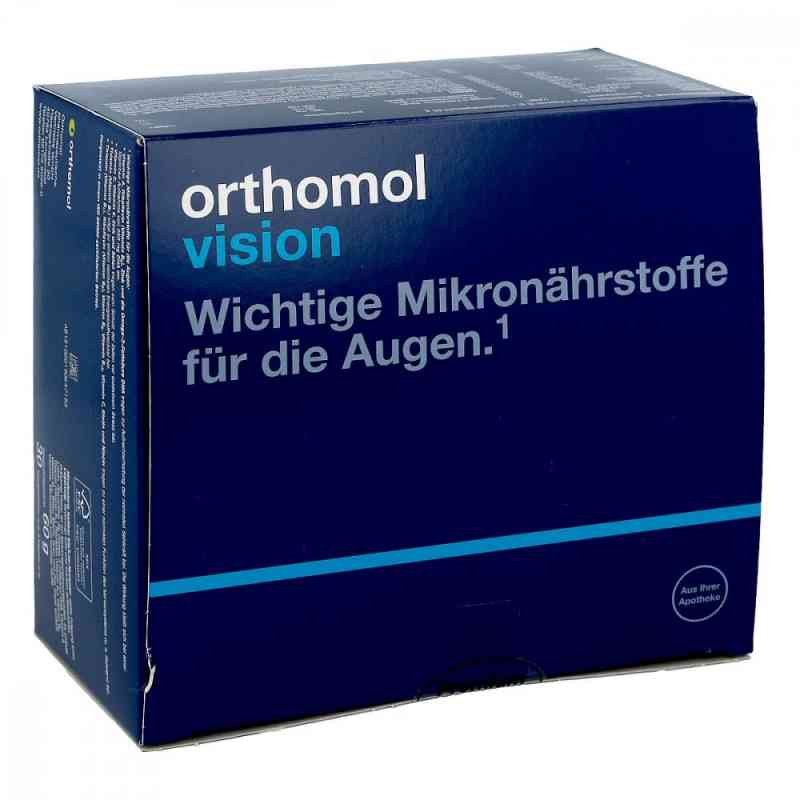 Orthomol Vision Kapseln  bei apo-discounter.de bestellen