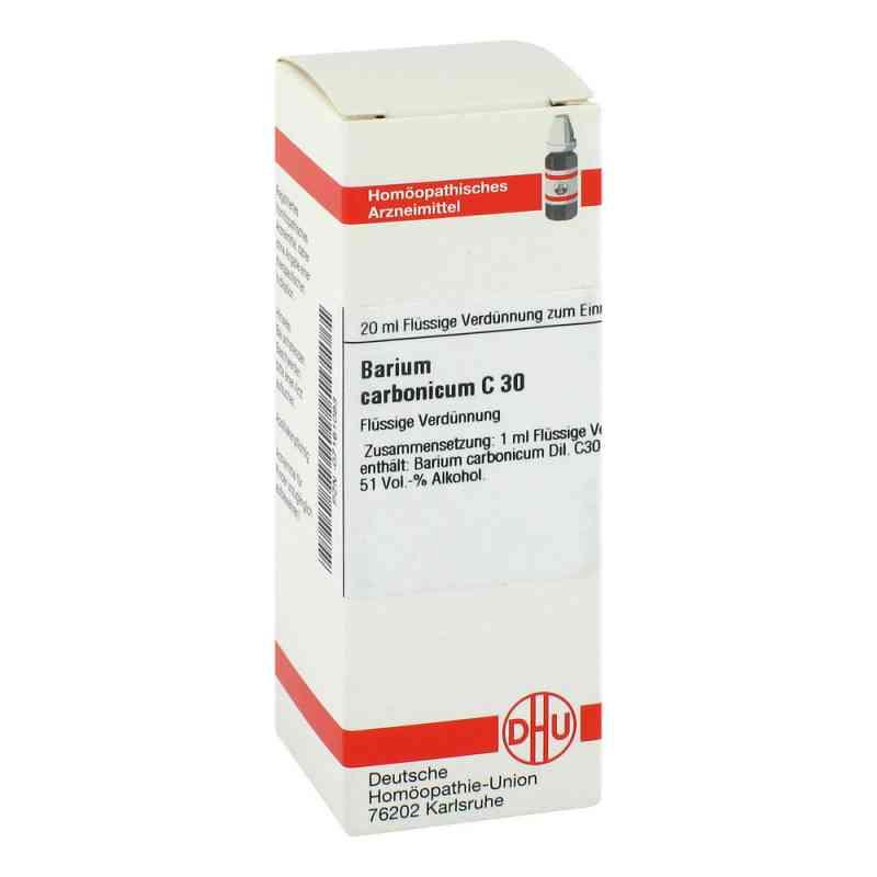 Barium Carbonicum C30 Dilution  bei apo-discounter.de bestellen