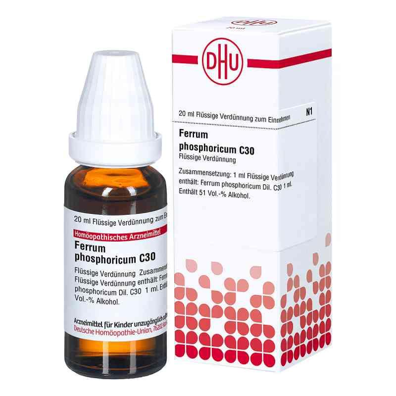 Ferrum Phosphoricum C30 Dilution  bei apo-discounter.de bestellen