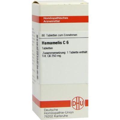 Hamamelis C6 Tabletten  bei apo-discounter.de bestellen