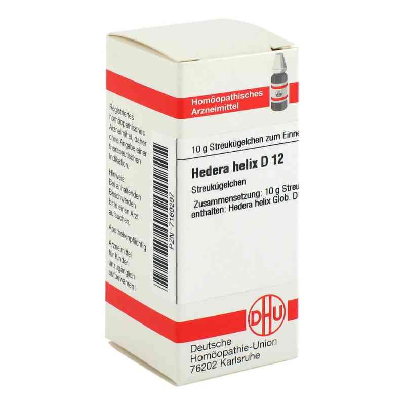Hedera Helix D 12 Globuli  bei apo-discounter.de bestellen