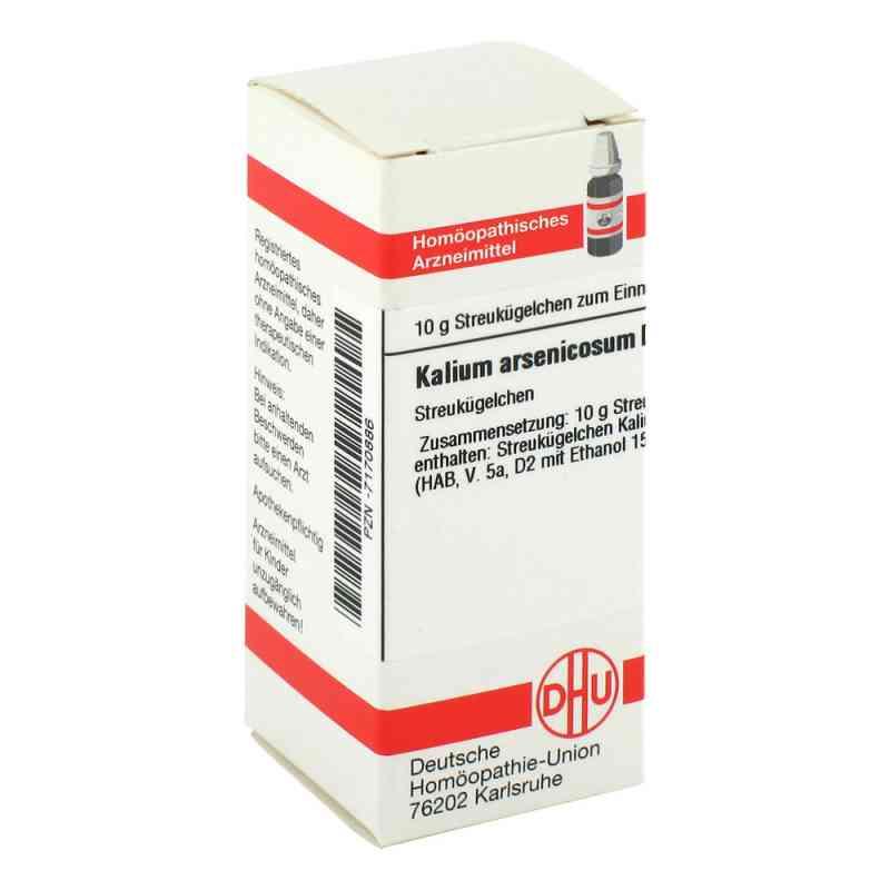 Kalium Arsenicosum D6 Globuli  bei apo-discounter.de bestellen