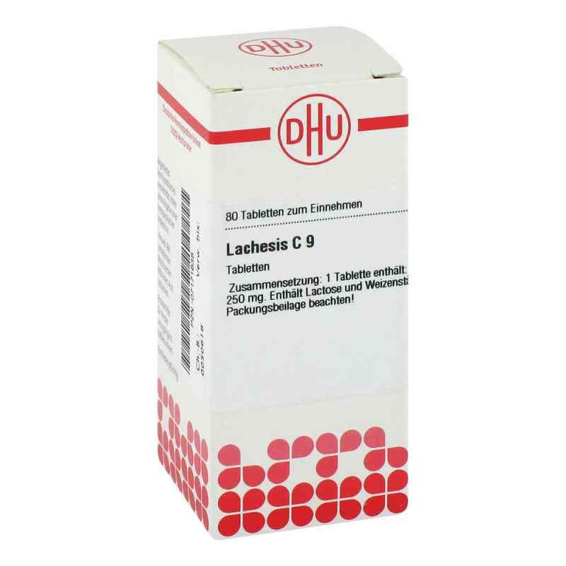 Lachesis C9 Tabletten  bei apo-discounter.de bestellen
