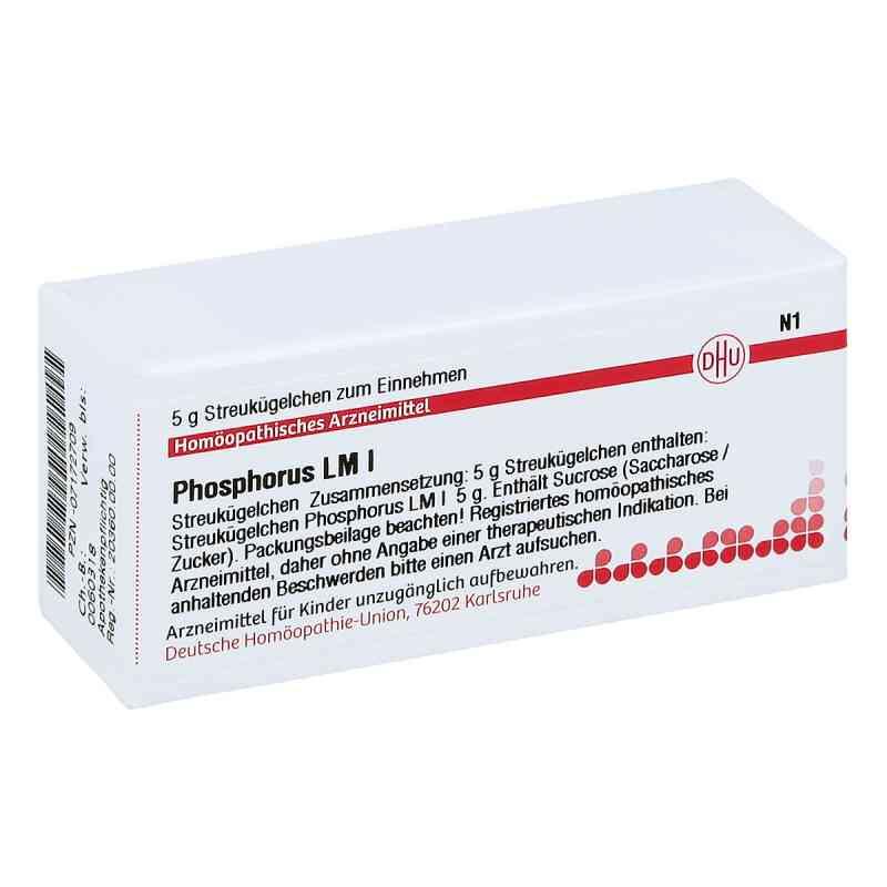 Lm Phosphorus I Globuli  bei apo-discounter.de bestellen