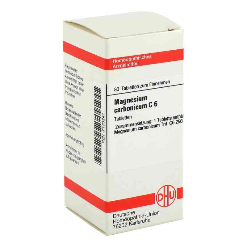 Magnesium Carbonicum C6 Tabletten  bei apo-discounter.de bestellen