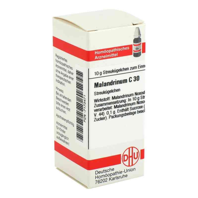 Malandrinum C 30 Globuli  bei apo-discounter.de bestellen