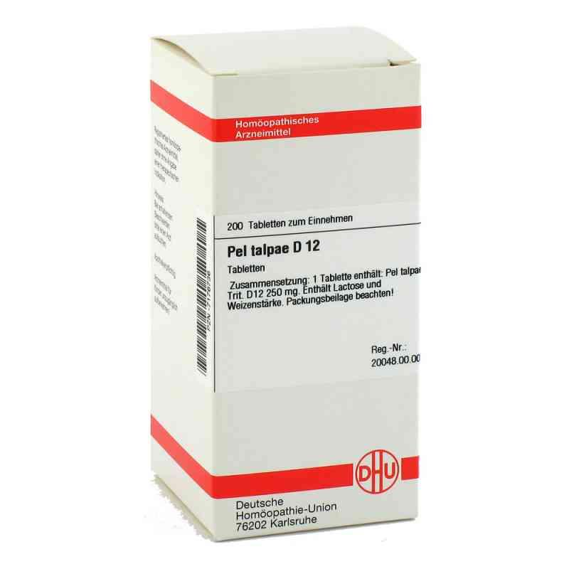 Pel Talpae D12 Tabletten  bei apo-discounter.de bestellen
