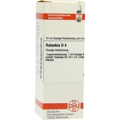 Ratanhia D4 Dilution  bei apo-discounter.de bestellen