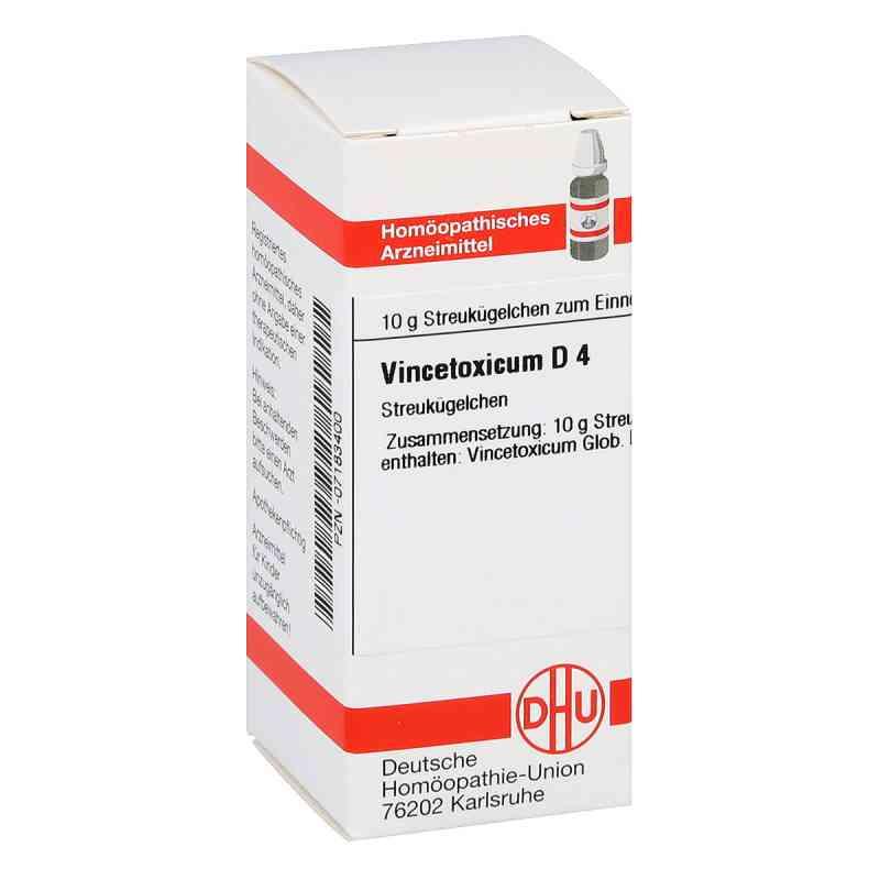 Vincetoxicum D 4 Globuli  bei apo-discounter.de bestellen