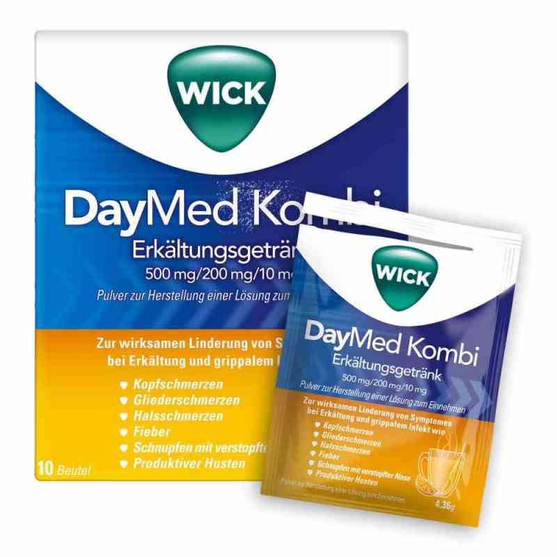 Wick Daymed Kombi Erkältungsgetränk  bei apo-discounter.de bestellen