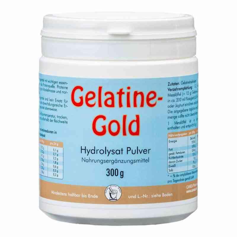 Gelatine gold Hydrolysat Pulver  bei apo-discounter.de bestellen