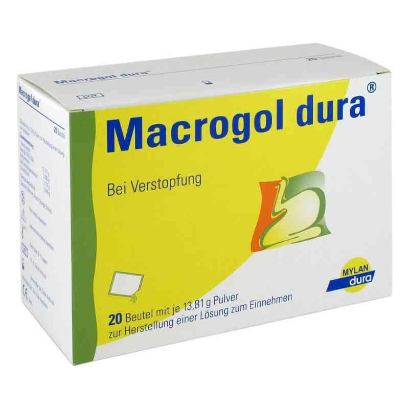 Macrogol dura Pulv.z.herst.e.lsg.z.einnehmen  bei apo-discounter.de bestellen