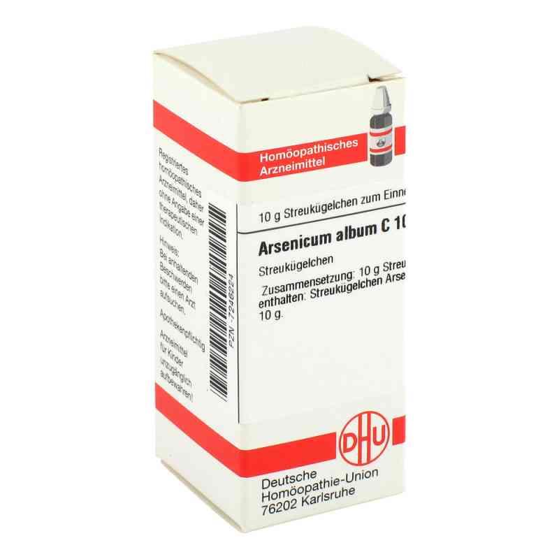 Arsenicum Album C 100 Globuli  bei apo-discounter.de bestellen